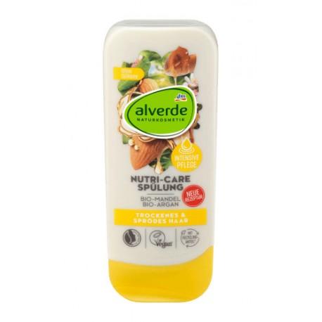 Alverde - Après-Shampooing Nutri-Care - Cheveux Secs et Cassants - 200ml