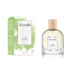 Eau de Parfum Bio Jardin des Thés - ACORELLE
