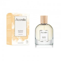 Eau de Parfum Bio Douceur Vanillée - ACORELLE