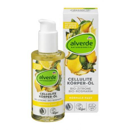 Huile Anti-Cellulite Citron Rosmarin - ALVERDE