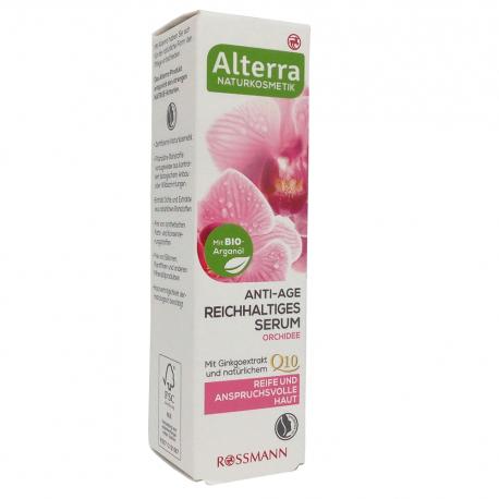 Sérum- Anti-âge- Orchidée- 30ml-Alterra