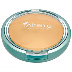 Fond de Teint-Compact- Make up- Light-9g-Alterra