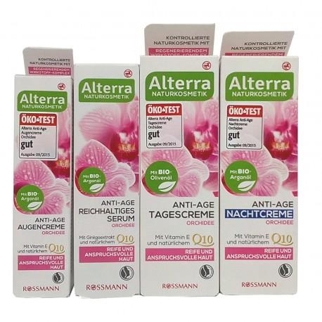 Lot hydratant anti-âge