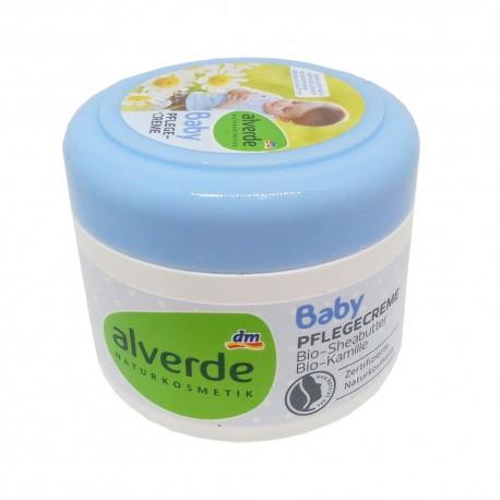 Crème Bébé hydration intense 75ml Alverde