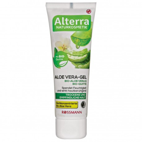 Gel Bio Aloe Vera-Alterra