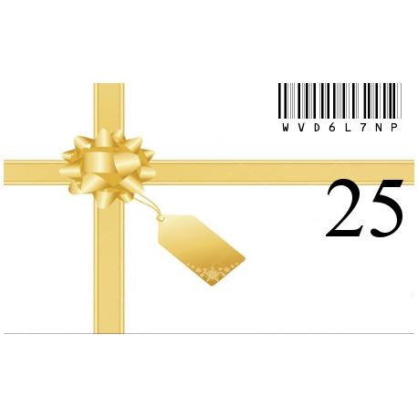 Carte Cadeau Bioeven 25€