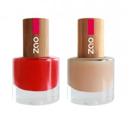 Pack Vernis + Soin - ZAO