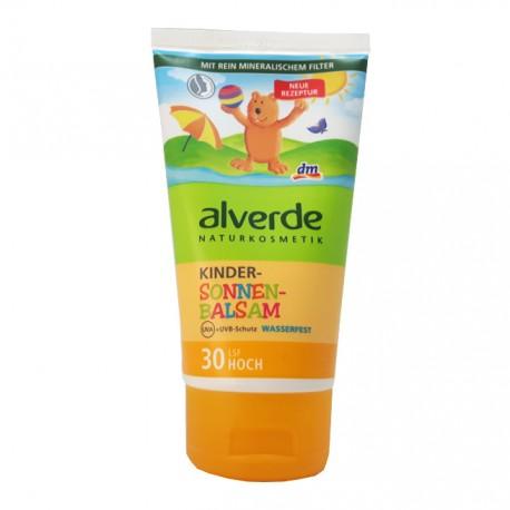 Protection Solaire Enfants SPF30-Alverde
