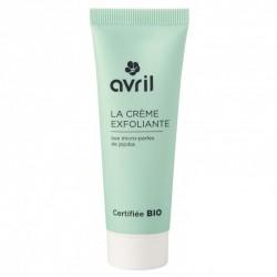 Crème Exfoliante Visage - AVRIL