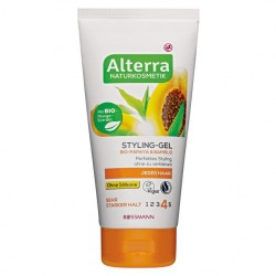Gel Coiffant Bio Papaye - Alterra