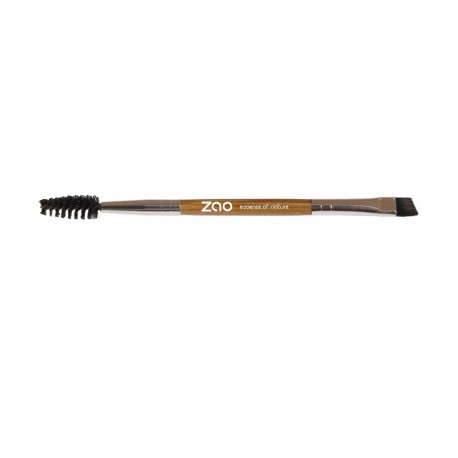 Pinceau Sourcils Duo - Zao