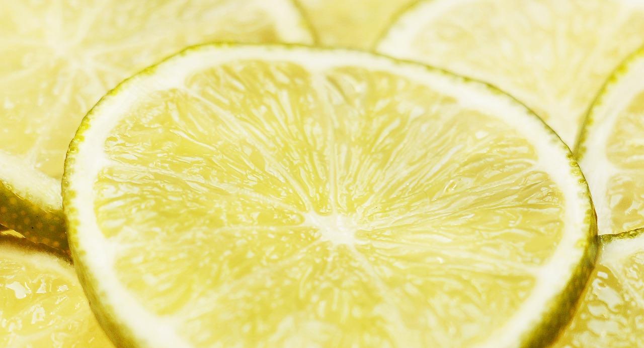 le citron en cosmétique