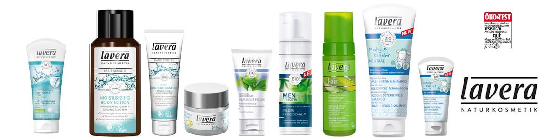 cosmétiques bio lavera