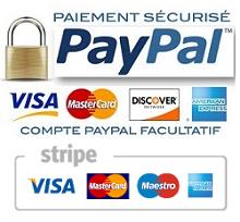 le paiement est sécurisé sur Bioeven