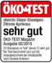shampoing récompensé par le magazine oko test