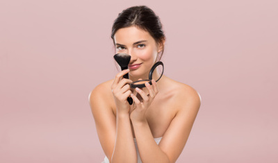maquillage bio du teint fond de teint